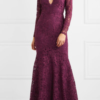 Zuhair Murad - Lace gown