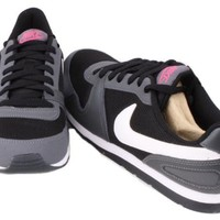 Nike Eclipse II Womens Black/White/Dark Grey Running Sneakers