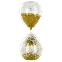 Mercury Glass Hourglass with Gold Sand | Shop Hobby Lobby