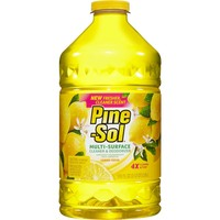 Pine-Sol Lemon Fresh Multi-Surface Cleaner, 100 oz - Walmart.com
