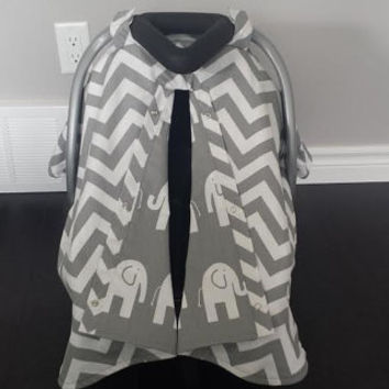 Shop Chevron Car Seat Covers On Wanelo