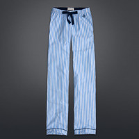 Menswear Sleep Pants