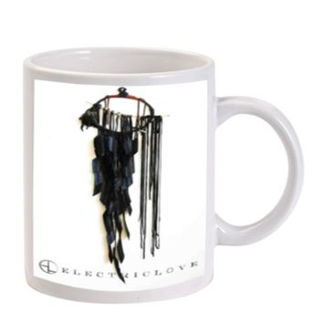 Gift Mugs | Black Dream Catcher Ceramic Coffee Mugs