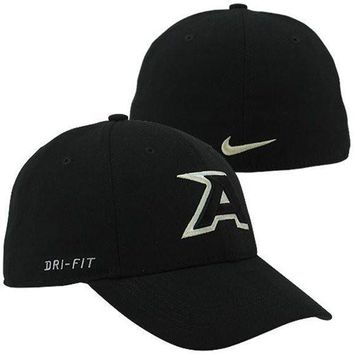 Nike Army Black Knights Dri-FIT Swoosh Flex Hat - Black
