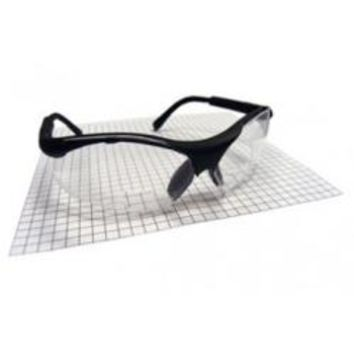 SIDEWINDER SAFTEY GLASSES 2.0 X READER