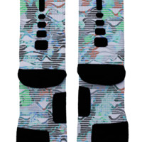 Multi-Mountain Custom Nike Elites