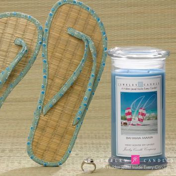 Bahama Mama Jewelry Candle