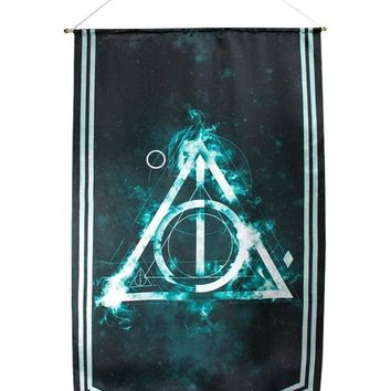 Harry Potter | Deathly Hallows SATIN BANNER