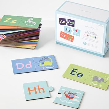 Alphabet & Numbers Puzzle Cards