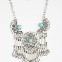 Isabel Coin Necklace  - Urban Outfitters