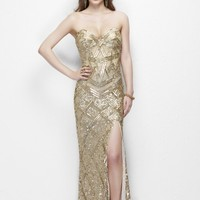 Primavera Couture 1135 Dress