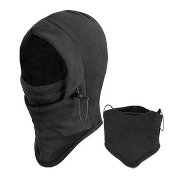 Thermal Hood Face Mask