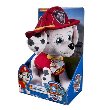 Paw Patrol dog Plush Toy Cartoon Movie Children Doll Patrol Dog Toy Puppy Anime Canina Soft Stuffed Animal Kids Toy