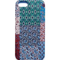 Patchwork Textured Hardcase - iPhone® Cases - Lucky Brand Jeans