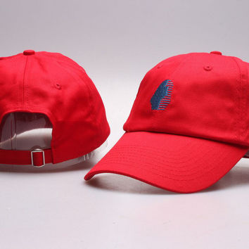 Last King Baseball Cap Hip Hop Women Men Strapback Snapback Hat Unisex Hiking Fishing Red Cap