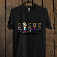 Kanye West rapper  Mens T Shirt and Womens T Shirt *76*