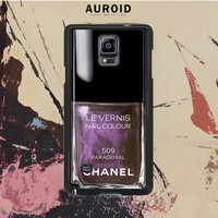 Chanel Nail Polish Paradoxal Samsung Galaxy Note 3 Case Auroid
