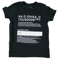 w.a.s.t.e. merchandise :: Radiohead official Merchandise :: KIDS TEES
