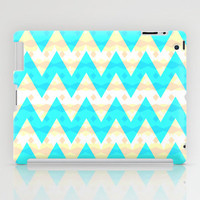Zigzag #2 iPad Case by Ornaart