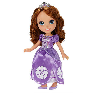 Sofia Toddler Doll