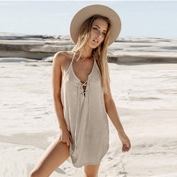 Sun Kissed Beach Cover Up