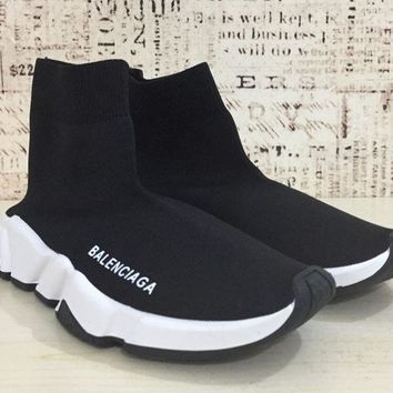 COOL NIB Balenciaga Speed Low-SocK Sneakers GIRL'S CASUAL SHOES SIZE US ALL