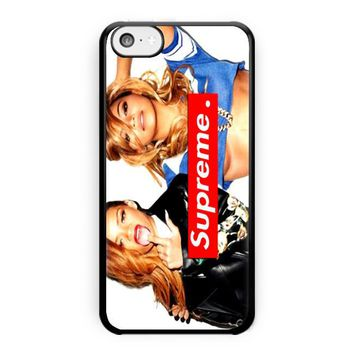 Rihanna & Beyonce Supreme iPhone 5C Case