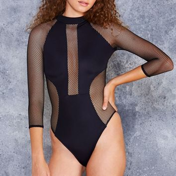 THE BADDIE BODYSUIT - LIMITED