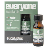 Everyone Eucalyptus Aromatherapy Essential Oil - 0.45 oz