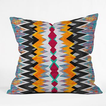 Elisabeth Fredriksson Wonderland Pattern Throw Pillow