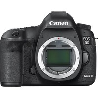 Canon - EOS 5D Mark III 22.3-Megapixel Digital SLR Camera (Body Only) - Black