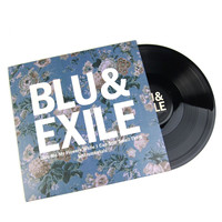 Blu & Exile: Give Me My Flowers While I Can Still Smell Them Instrumentals Vinyl 2LP
