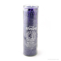 Crown Chakra Candle on Sale for $12.95 at HippieShop.com