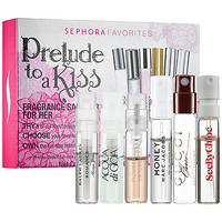 Sephora Favorites Prelude To A Kiss Fragrance Sampler For Her