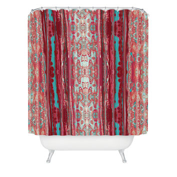 Ingrid Padilla Bleu Shower Curtain