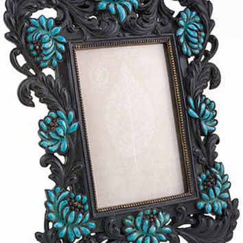 Vintage Blooms Photo Frame