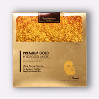 Gold Facial Mask - Gold