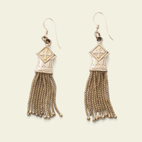 Victorian Tassel Earrings