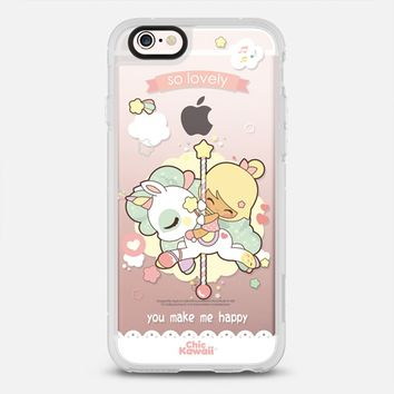 Lovely Carrousel By Chic Kawaii iPhone 6s case by Chic Kawaii | Casetify