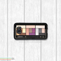 Soft  Makeup Set for GalaxyS Phones, Custom Phone Case for Galaxy S4, S5, S6