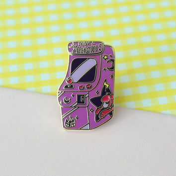 Sailor Senshi Arcade Pin