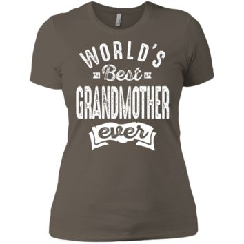 World's Best Grandmother Ever T-Shirt