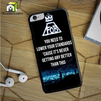 Fall Out Boy iPhone 6S Plus Case by Avallen