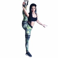 Yoga Workout Gym Leggings