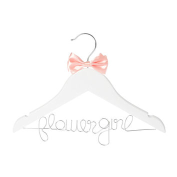 Kids Flower Girl Hanger