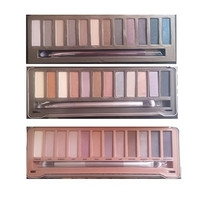 12 Colors Profissional Matte Naked Make Up Palette Maquiagem Urban Makeup Smoky Eye Shadow Palette Beauty Cosmetics Shades R60