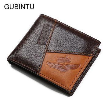 2017 Multifunction Wallets 100% Genuine Leather Wallet Fashion Men Brand Designer Credit Card Holder With Coin Pocket Purse