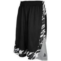adidas Edge Camo Short - Men's at Champs Sports