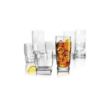 Libbey Carrington 16pc Glassware Set