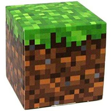 Minecraft Grass Block Papercraft